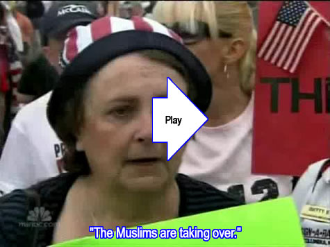 The Muslims are Taking Over