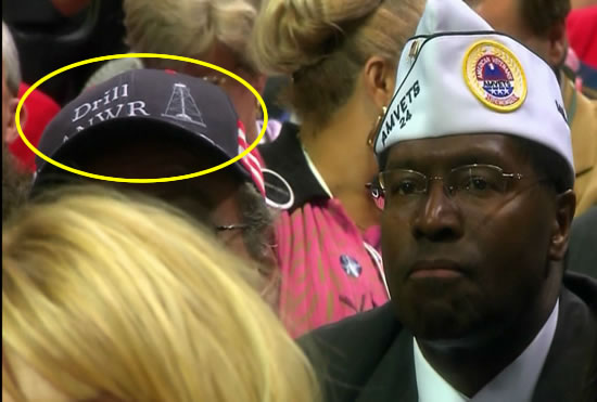 Drill ANWR hat