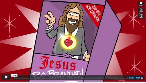 Jesus Rebranded