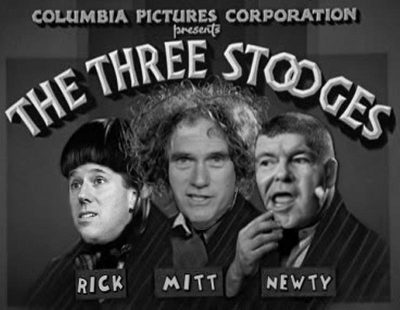 The GOP Stooges