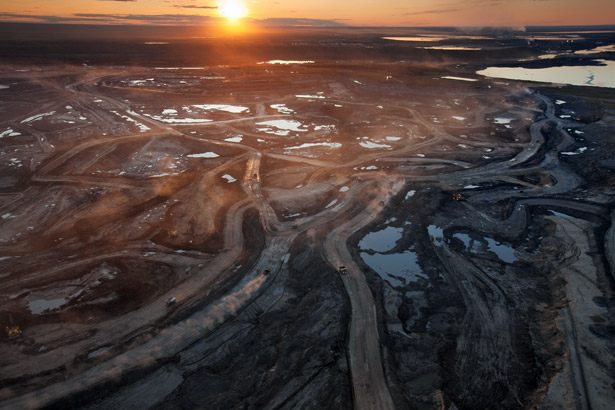 Oil sands, Canada
