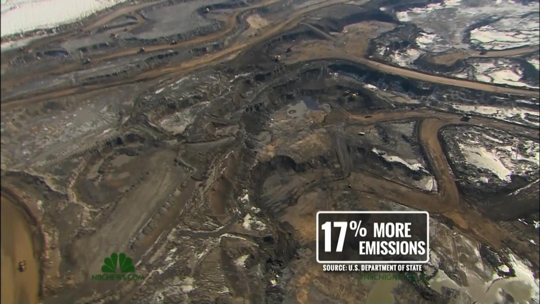 17percent more emissions