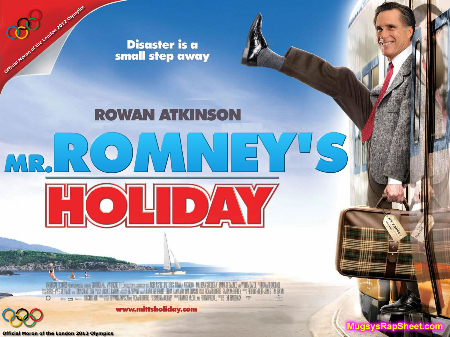 Mr. Romney's Holiday