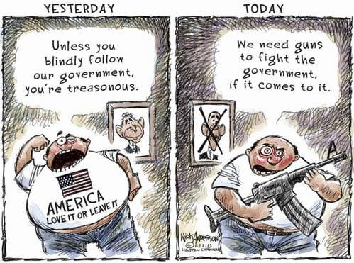 Patriot: Yesterday vs Today