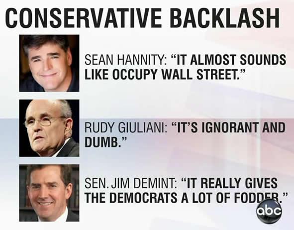 Republicans attacking Republicans for attacking Republicans