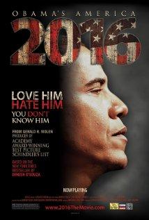 Obama: 2016 Movie Poster